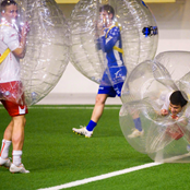 Indoor bubbelbal